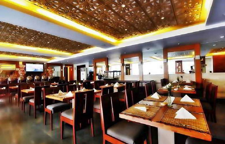 Horison Hotel Seminyak Bali - Restaurant - 3