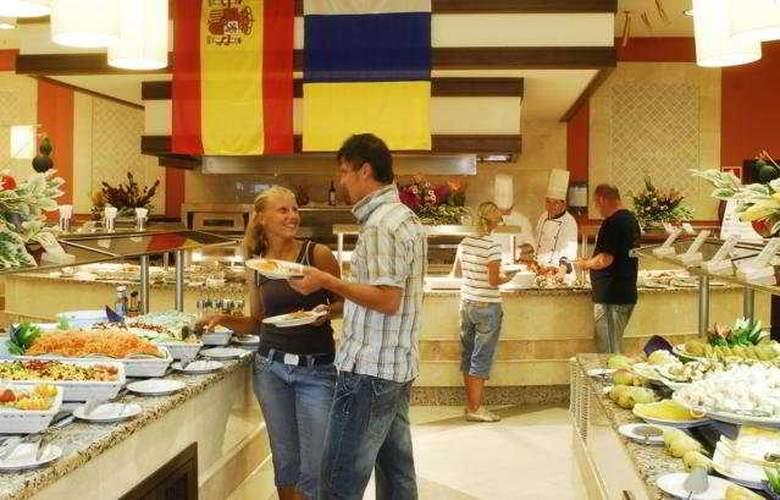 HD Parque Cristóbal Gran Canaria - Restaurant - 11