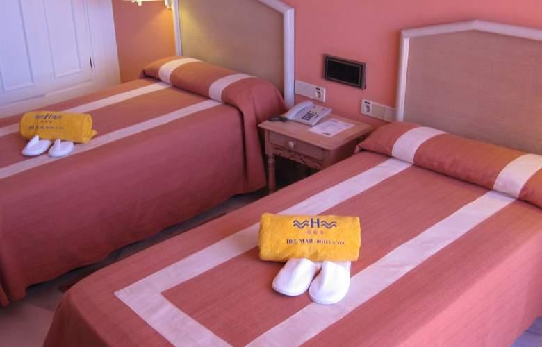 Del Mar Hotel & Spa - Room - 0