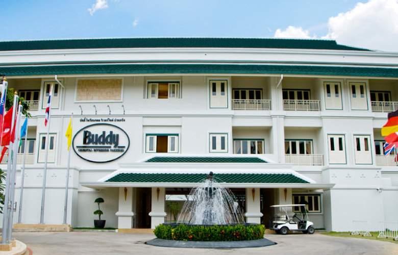 Buddy Oriental Riverside Nonthaburi - Hotel - 13