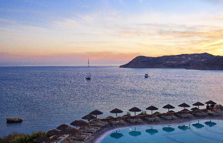 Myconian Imperial Hotel and Thalasso Center - Hotel - 0
