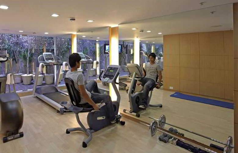 Country Inn & Suites By Carlson Gurgaon Sec 29 - Sport - 4