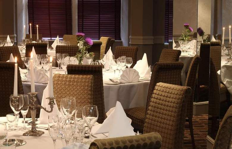 Best Western Bruntsfield Hotel - Hotel - 101