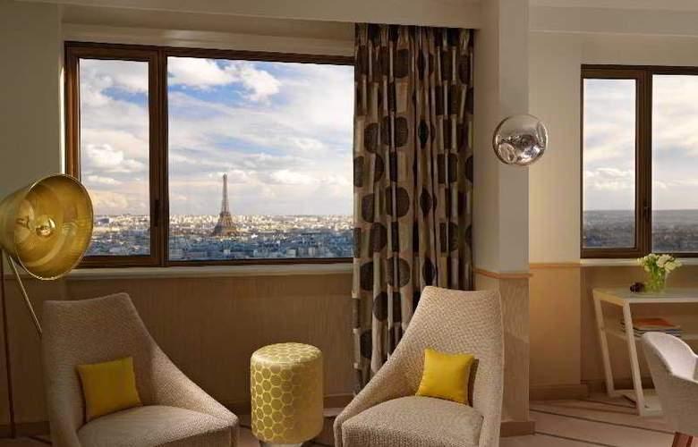 Hyatt Regency Paris Etoile - Room - 19