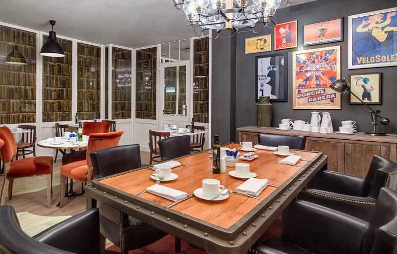 H10 Montcada Boutique - Restaurant - 14