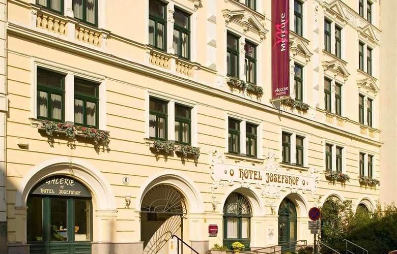 Mercure Josefshof Wien - Hotel - 33