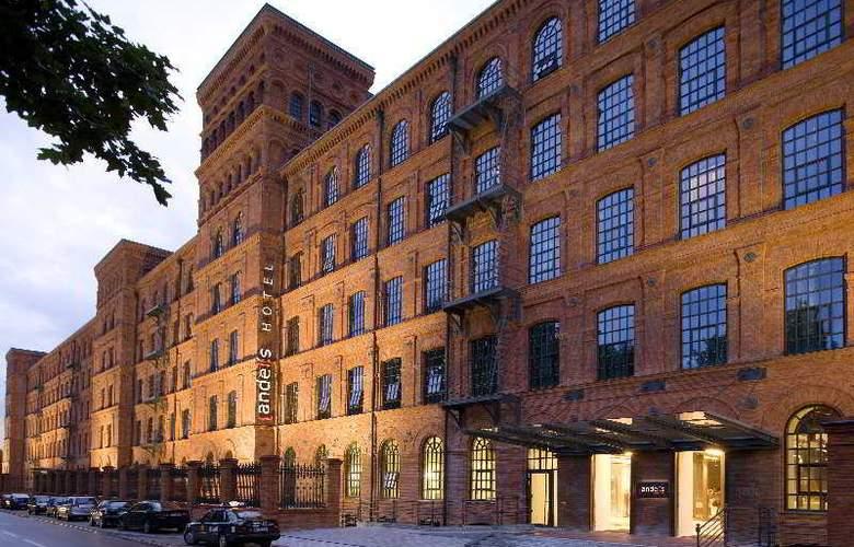 Andel's Lodz - Hotel - 0