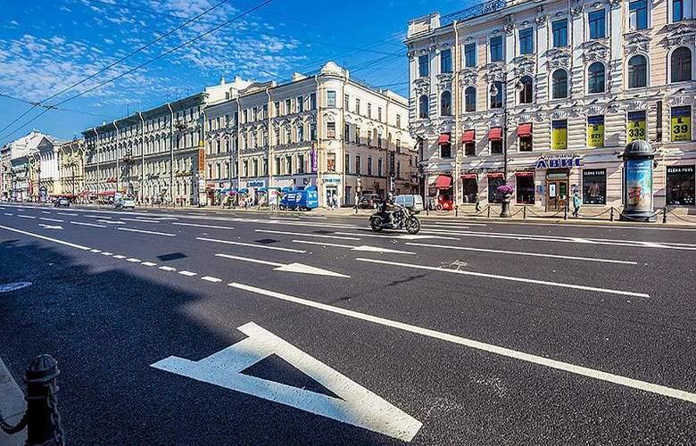 Nevsky Central Hotel - Hotel - 6