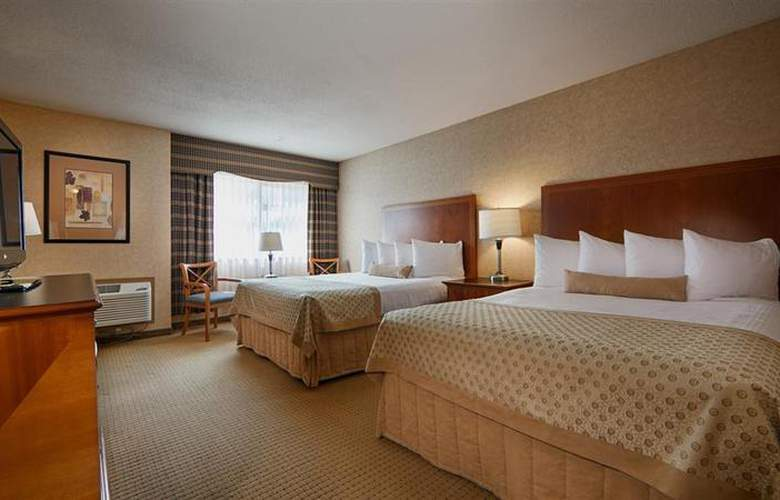 Best Western Langley Inn - Room - 44