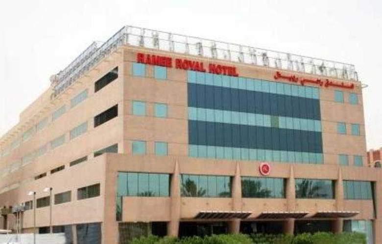 Ramee Royal Hotel Dubai - Hotel - 0