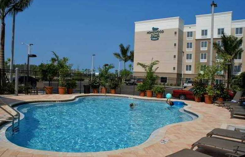 Homewood Suites by Hilton Fort Myers Airport - Hotel - 3