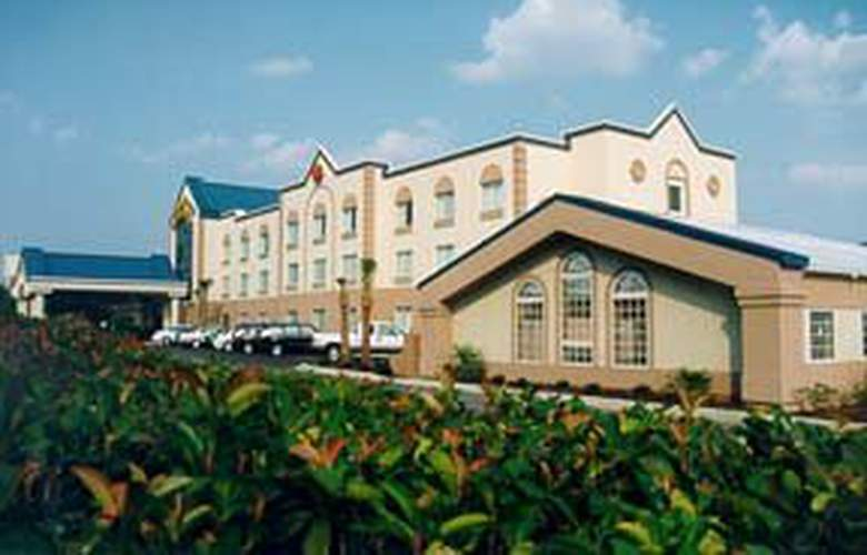 Comfort Inn & Suites Ft.Jackson Maingate - Hotel - 0