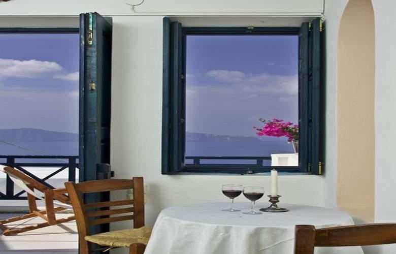 Santorini Reflexions Volcano - Restaurant - 2