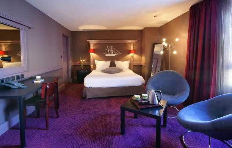 Du Vieux Marche - Hotel - 23