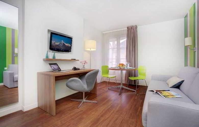 Citadines City Centre Grenoble - Room - 12