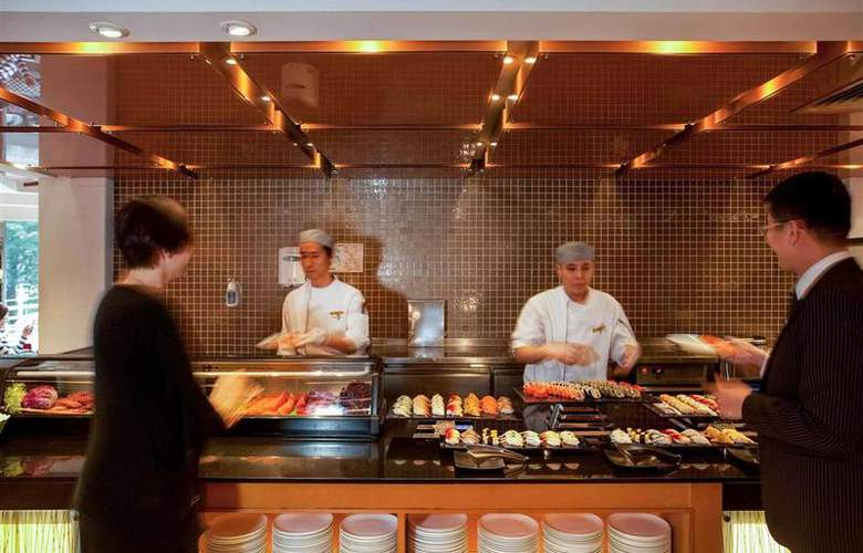The Park Lane Hong Kong - Restaurant - 41
