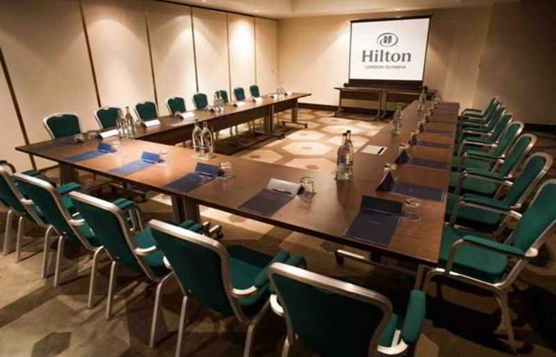 Hilton London Olympia - Conference - 6