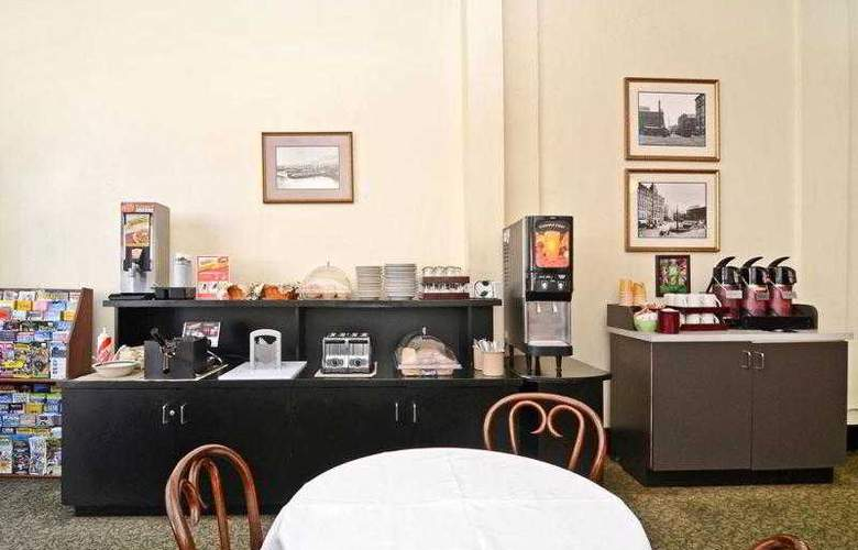 Best  Western Plus Pioneer Square - Hotel - 24