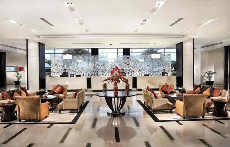 Novotel Hyderabad - Hotel - 42
