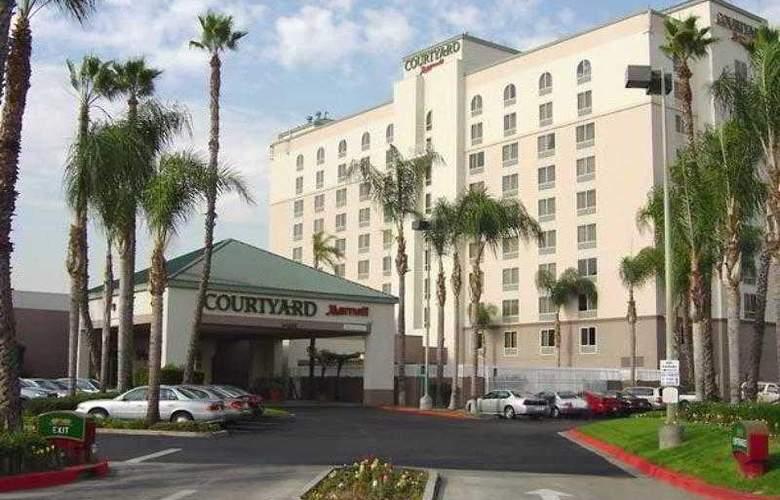 Courtyard Los Angeles Baldwin Park - Hotel - 0