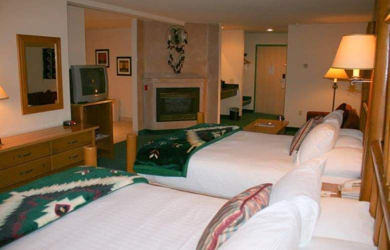 Best Western Plus Kentwood Lodge - Room - 92