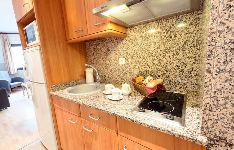 Sata Apartamentos Park Guell Área - Room - 4