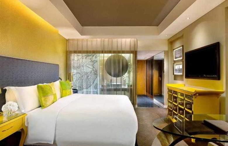 Sofitel Zhengzhou - Hotel - 32
