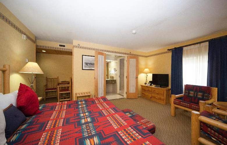 Brewster's  Mountain Lodge - Room - 9