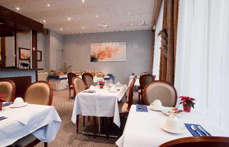 Sagitta Swiss Quality Hotel - Restaurant - 7
