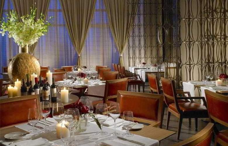 The St Regis Mexico City - Restaurant - 31