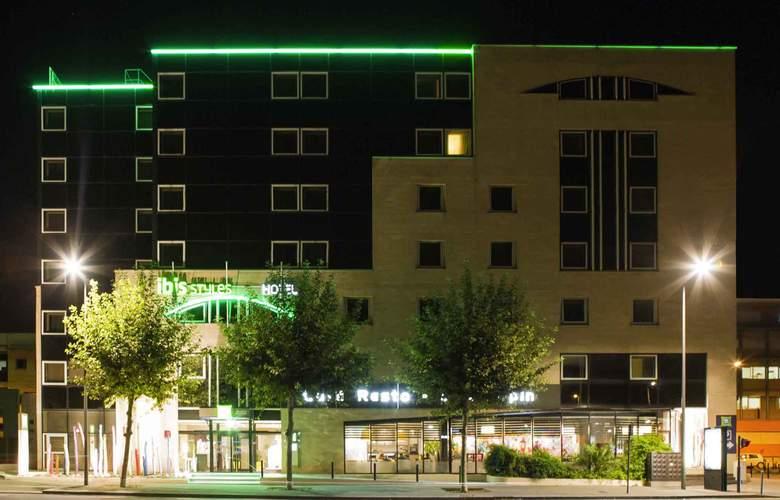 Ibis Styles Bordeaux Meriadeck - Hotel - 0