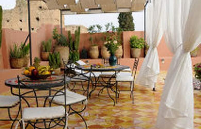 Maison Arabo-Andalouse - Terrace - 5