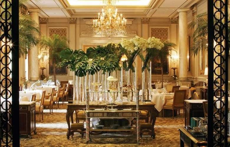 Four Seasons George V - Restaurant - 2
