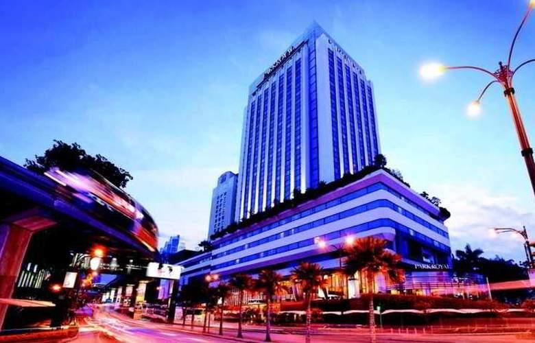 Parkroyal Kuala Lumpur - Hotel - 8