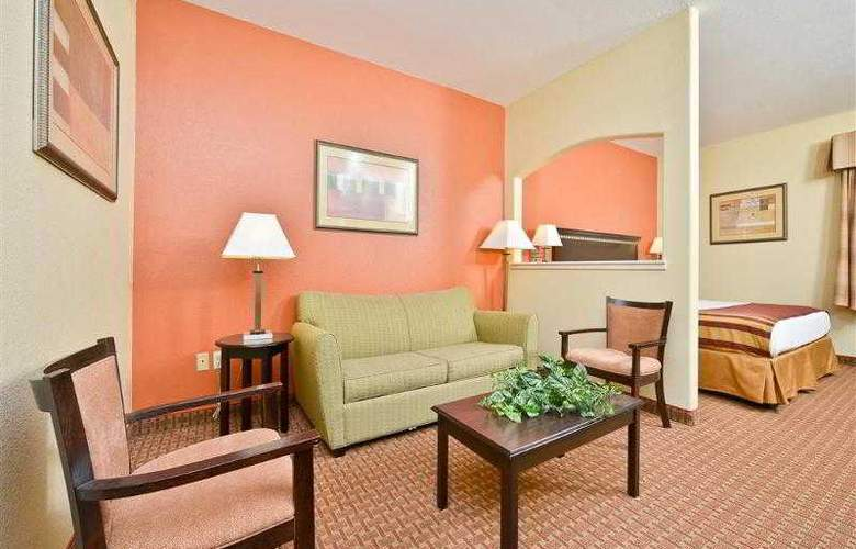 Best Western Greenspoint Inn and Suites - Hotel - 70