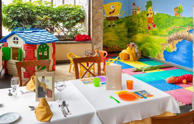 GF Gran Costa Adeje - Restaurant - 34