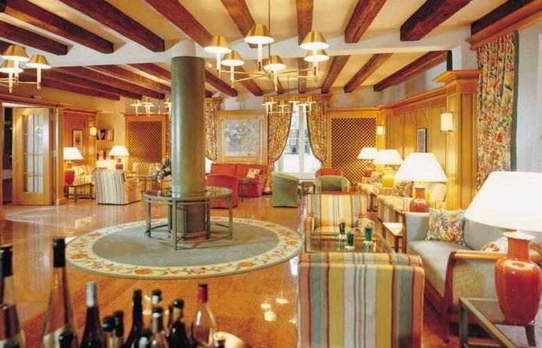 Hotel a la Cour D' Alsace - Bar - 5