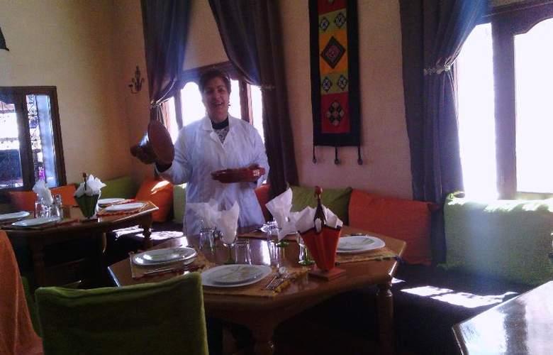 Etoile Filante D'Or - Restaurant - 14