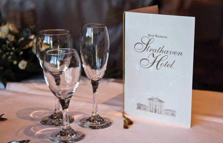 Best Western Strathaven Hotel - Hotel - 13