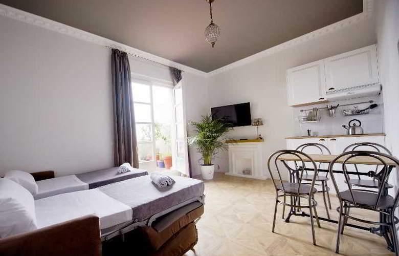 Barcelona Suites - Room - 26
