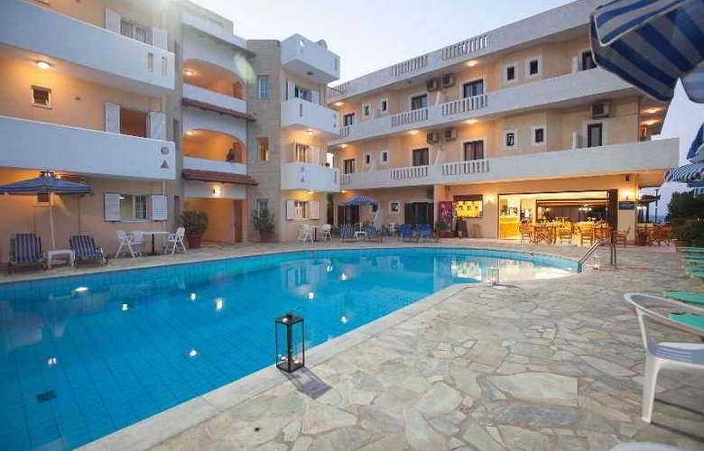 Dimitra Hotel Apartments - Hotel - 0