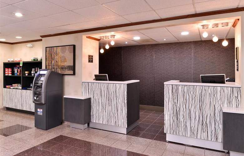 Best Western Plus Richmond Airport Hotel - General - 87