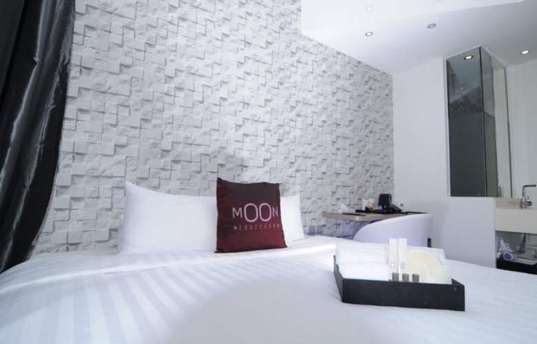 Moon Hotel Singapore - Room - 9