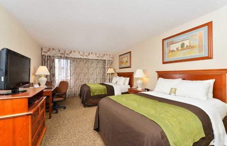 Comfort Inn at Buffalo Bill Village Resort - Room - 8