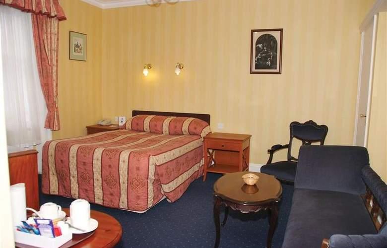 Best Western Swiss Cottage - Room - 11