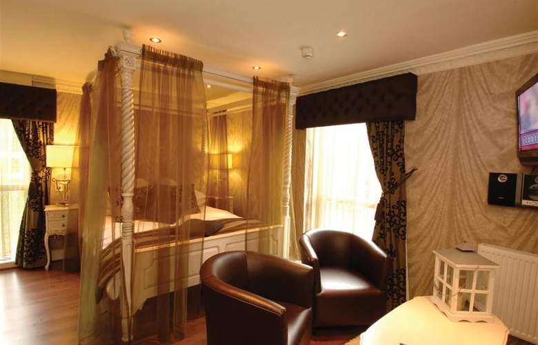 Hallmark Liverpool Sefton Park - Room - 92