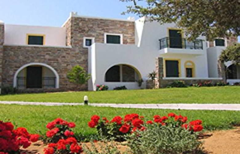 Naxos Palace Hotel - General - 2