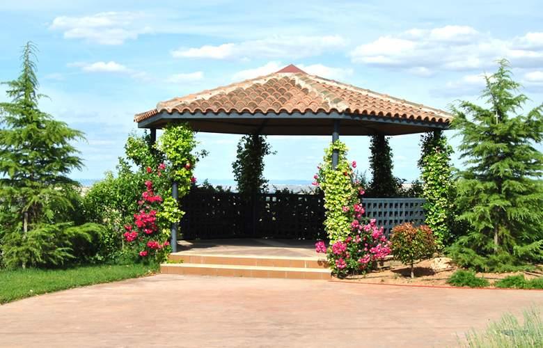 Hacienda Castellar - Terrace - 5