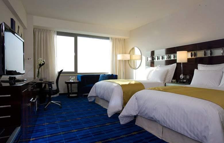 Hong Kong SkyCity Marriott Hotel - Room - 7