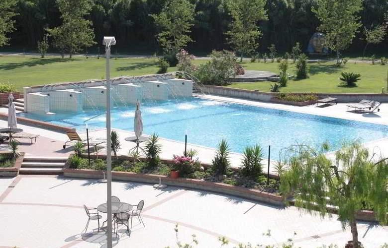 Grand Hotel Paestum Tenuta Lupó - Pool - 4